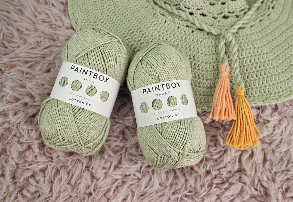 Giveaway win paintbox cotton dk cotton paintbox yarn