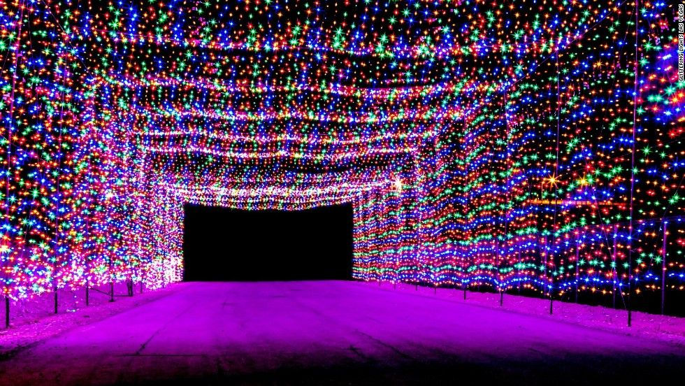 7 great places for Christmas lights in the USA - 7 Great Places For Christmas Lights In The USA Christmas Lights
