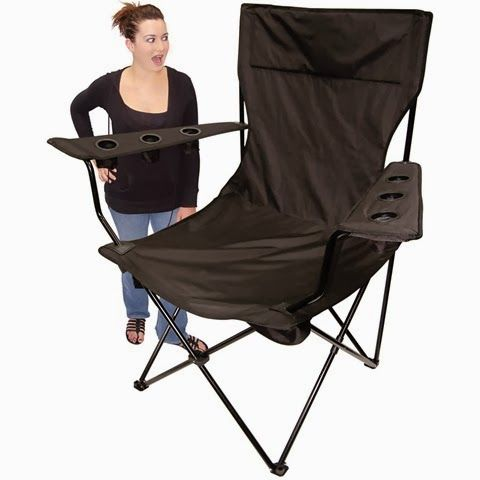 15 Amazing Christmas Gifts For Anyone Who Loves The Outdoors Camping Chairs Tailgate Chairs Folding Chair
