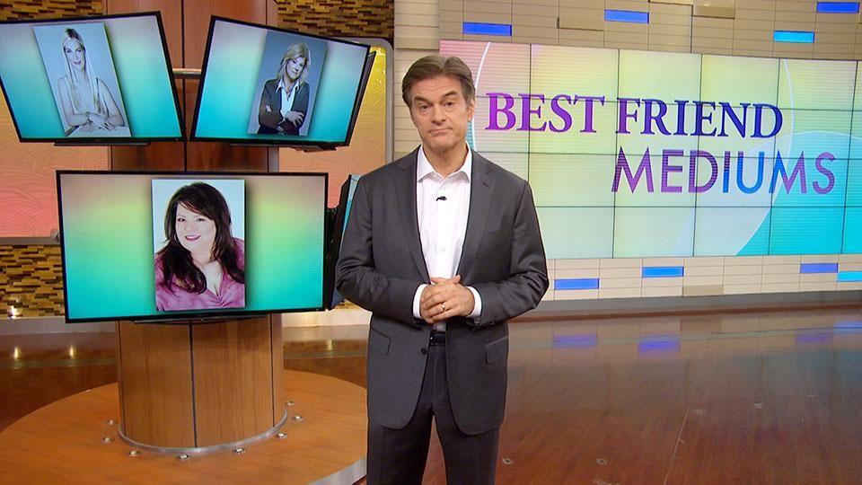 Meet the Best Friend Mediums: Dr  Oz welcomes Laura Lynne