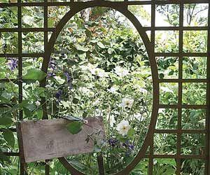 Id es de cloisons v g tales pour le jardin bergerie jardin agr ment pinterest jardins - Cloison de jardin ...