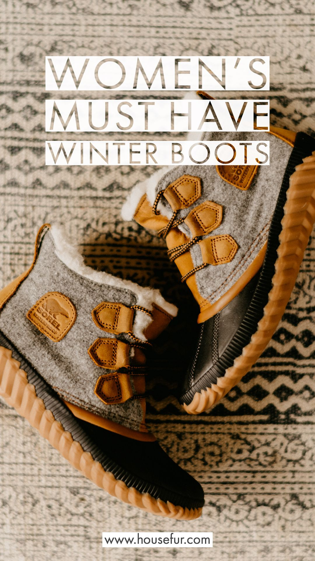 Photo of Women's Must Have Winter Boots