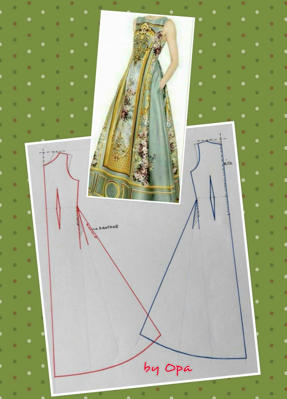 Pin de Ani Ani en Women\'s fashion | Pinterest | Patrones, Costura y ...