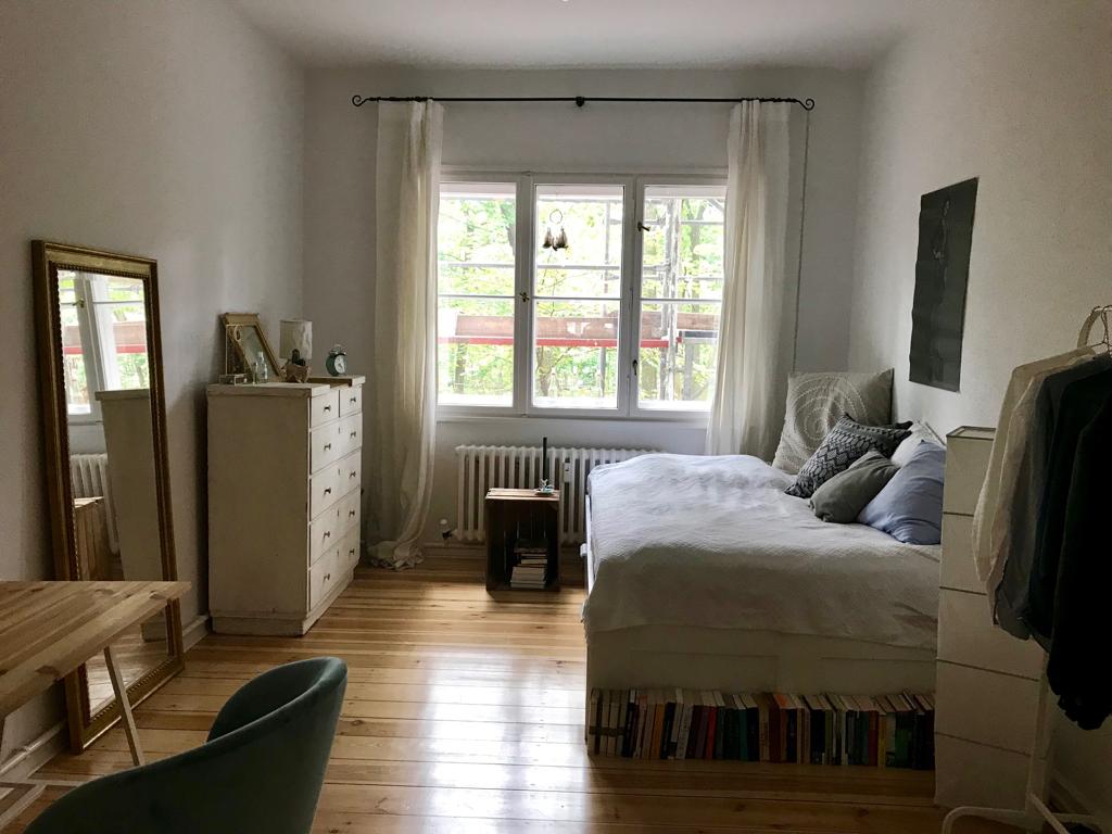Wunderschones Grosses Wg Zimmer Im Skandinavischen Stil Wohnung Schlafzimmer Dekoration Wohnung Rauminspiration