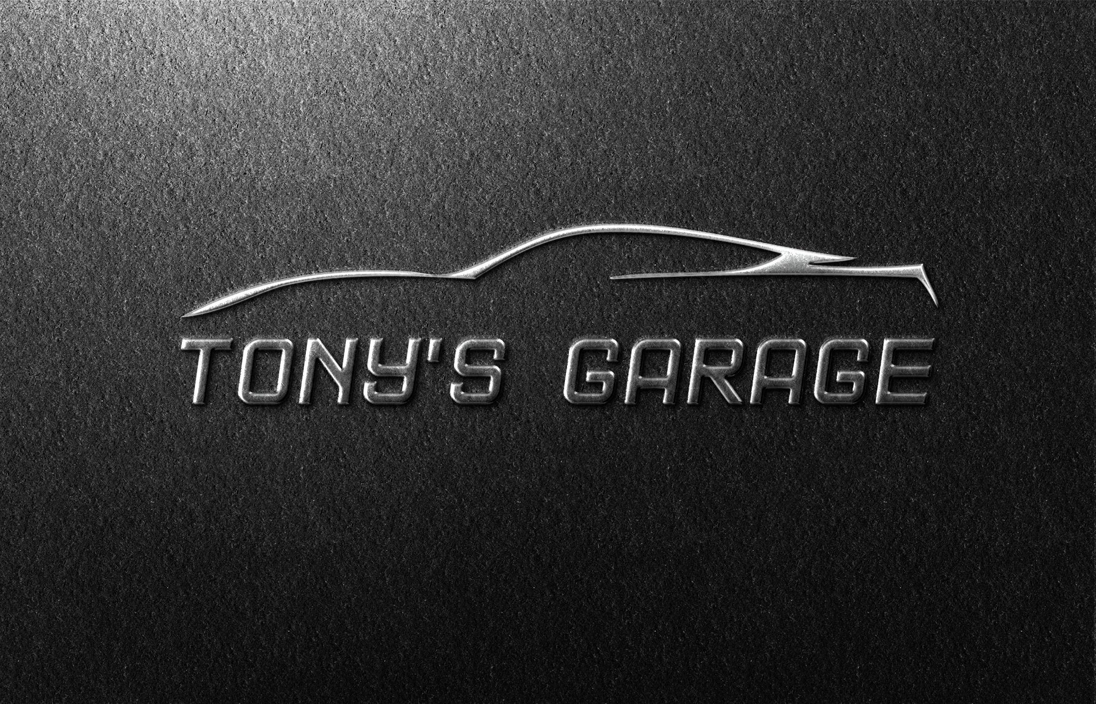 Auto Garage Logo Design Chars garage Garage logo, Car