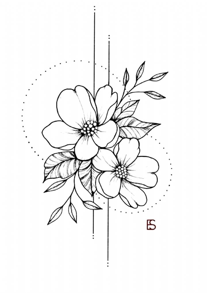 Photo of Untitled #Tattoos #Ale #flowertattoos   – Flower Tattoo Designs – #Ale #Designs