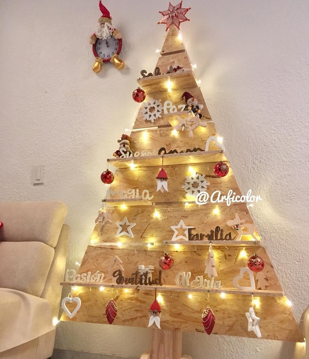 Empezamos a recibir pedidos de navidad. 🎄🎁❤️🎅🏽🤶🏻 • • #Arficolor #HechoConAmor  #Love #Decoracion #Xmas #Navidad #Navidad2019 #HechoaMano #NavidadOriginal