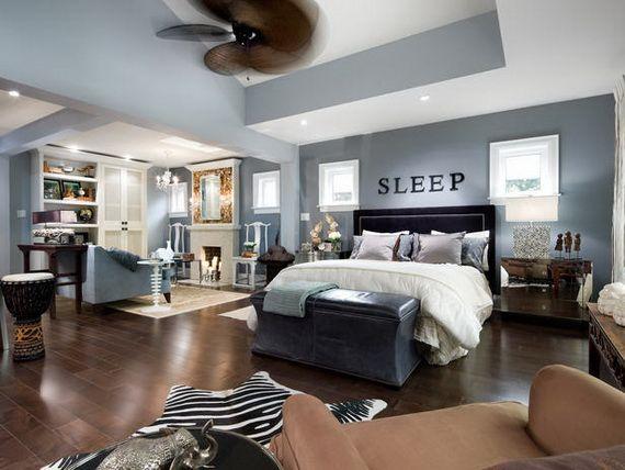 Beau Popular Paint Colors For Bedrooms: Modern Master Bedroom Design ~  Bidycandy.com Bedroom Inspiration