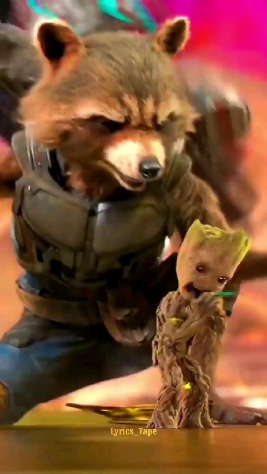 baby Groot 😍