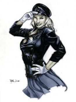 Lady Blackhawk by RichardCox