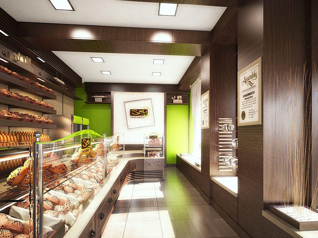 bakery interior design ideas - Buscar con Google | Bakery ...