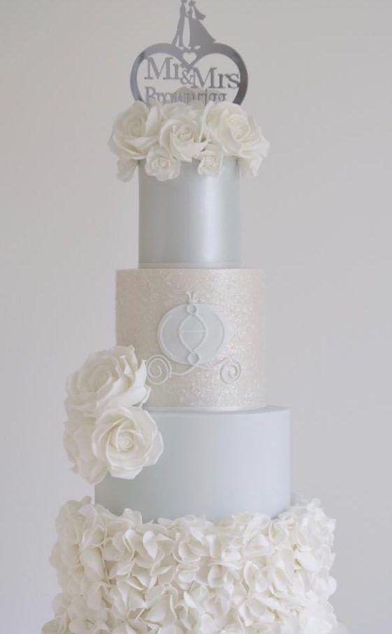 Wedding Cake Inspiration Cotton Crumbs Uk Wedding Cakes