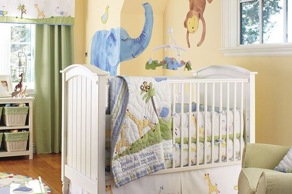 shared bedroom style nursery pinterest neutral nurseries