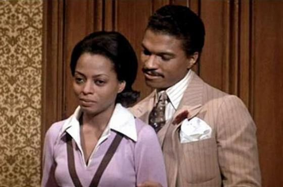 Billy Dee Williams Lady sings the blues