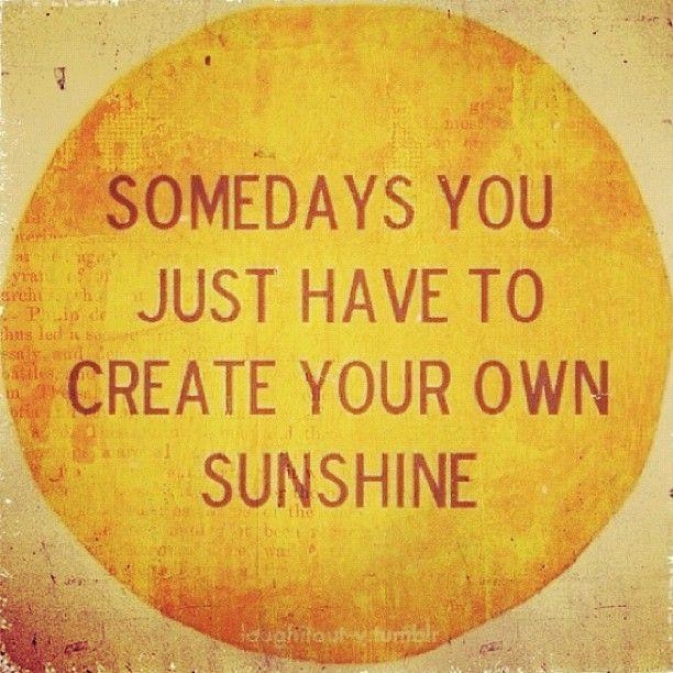 El Sol siempre está.