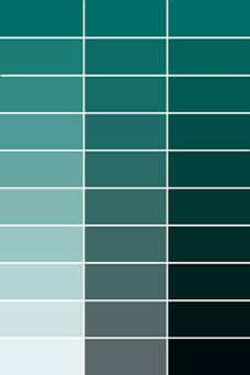 Blue Monochromatic Color Scheme monochromatic color scheme i need a chart like this in purple