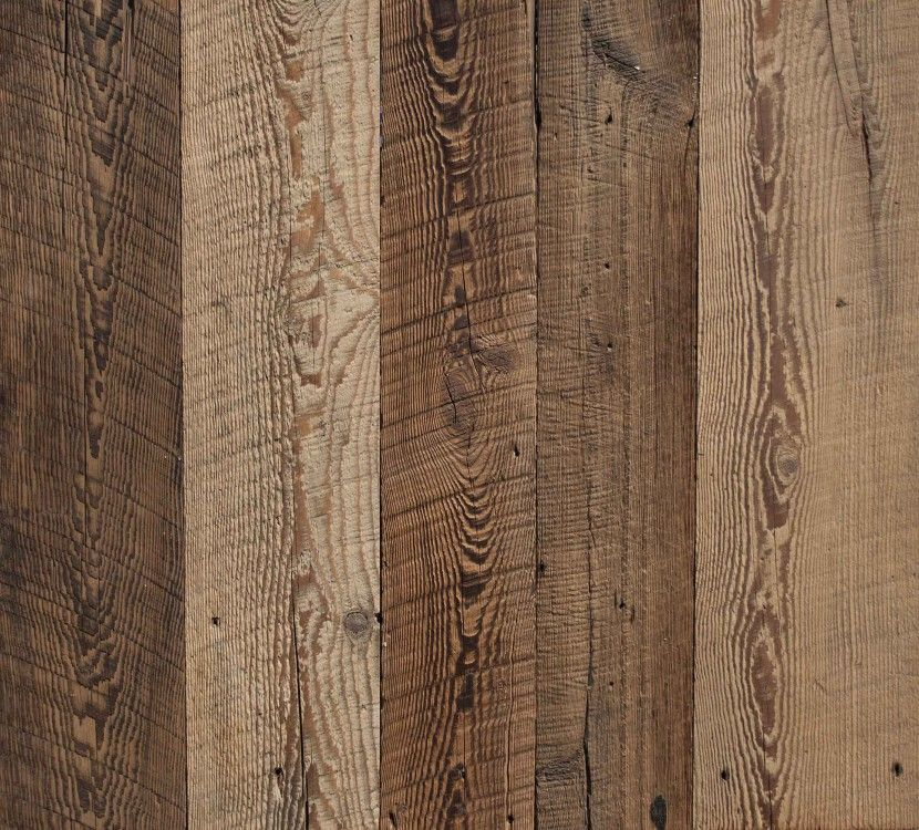 Reclaimed Wire-Brushed Hemlock Barn Board | Reclaimed wood ...