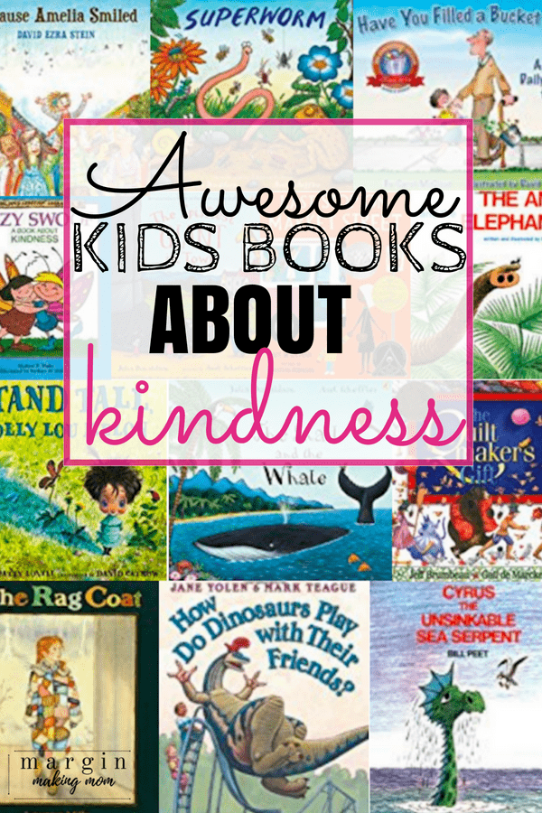 13 of the Best Children's Books that Teach Kindness Best