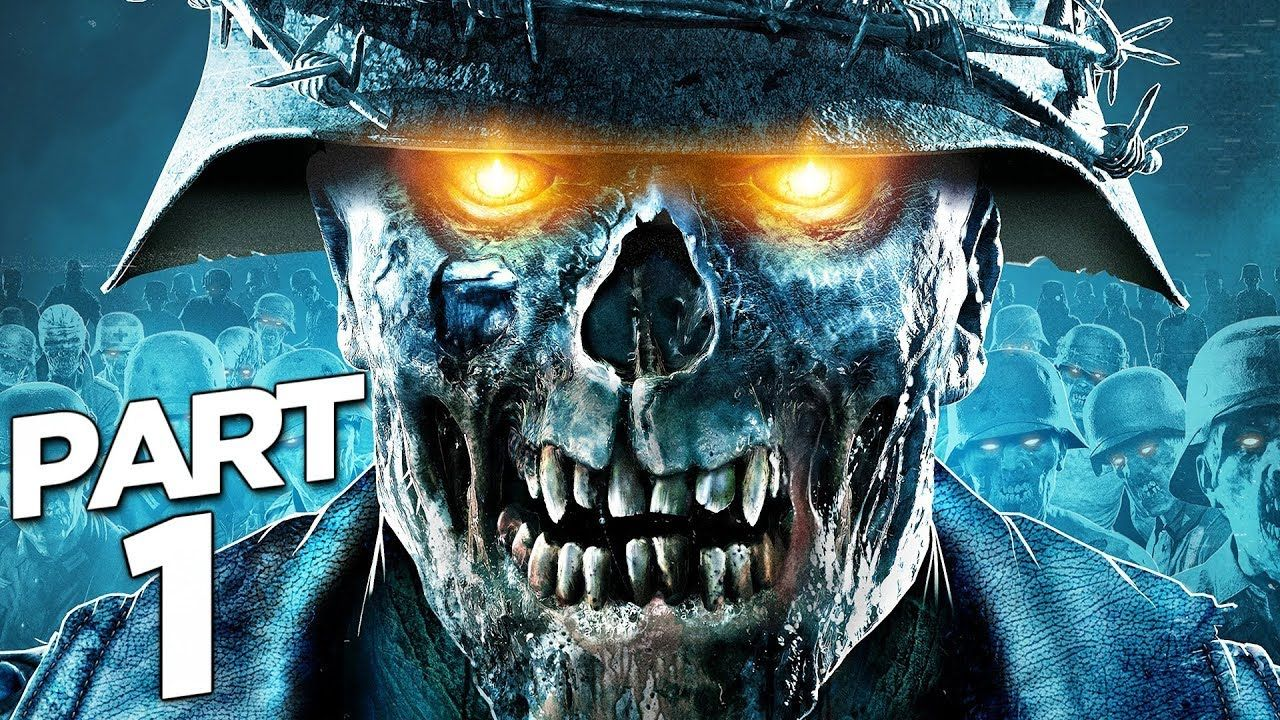 ZOMBIE ARMY 4 DEAD WAR Walkthrough Gameplay Part 1 INTRO