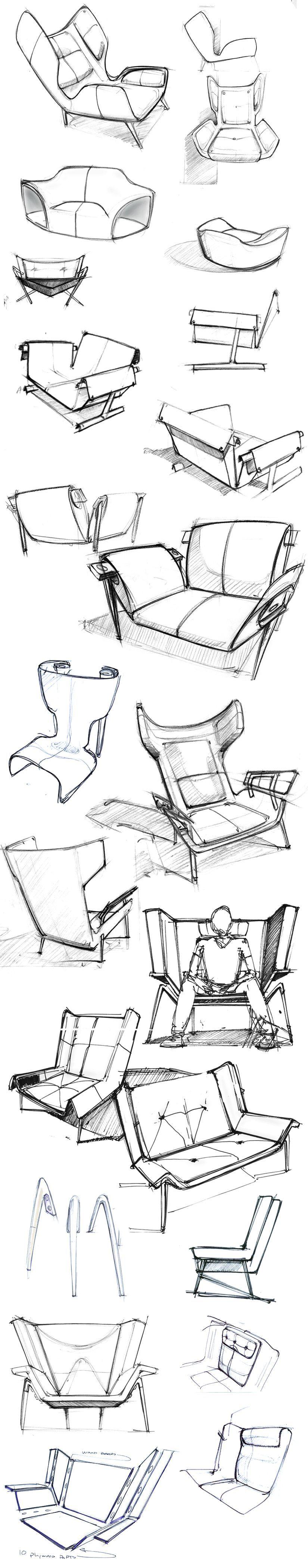 Sketches Sketch Interior Design Skizzen Skizzen Und