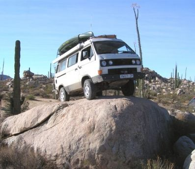 Test Mule: The GoWesty R Vehicle - Library Article - GoWesty