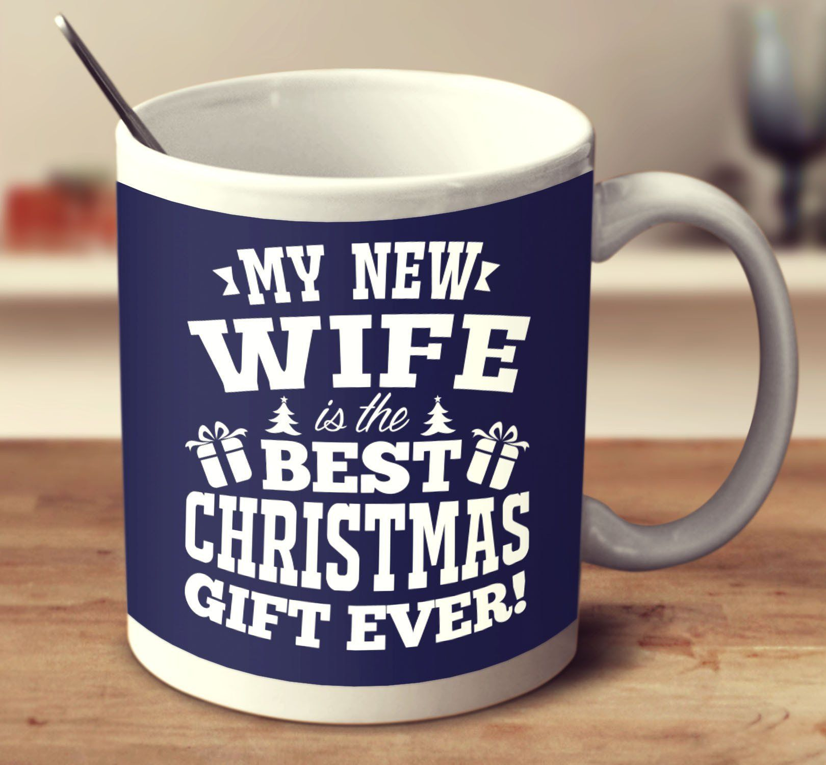 My New Wife Is The Best Christmas Gift Ever | Christmas gifts and ...