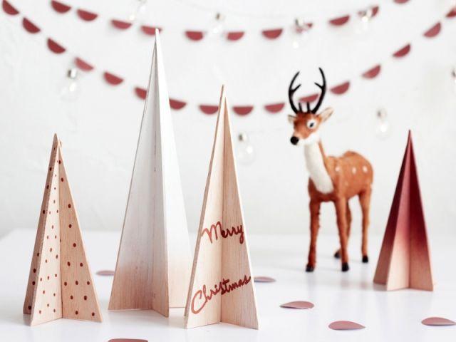 8x Diy Kerstdecoratie : Diy des décorations de noël faciles à faire soi même