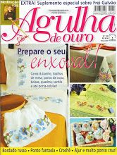 Revista Agulha ouro 130 - Raquel Sa - Picasa ウェブ アルバム