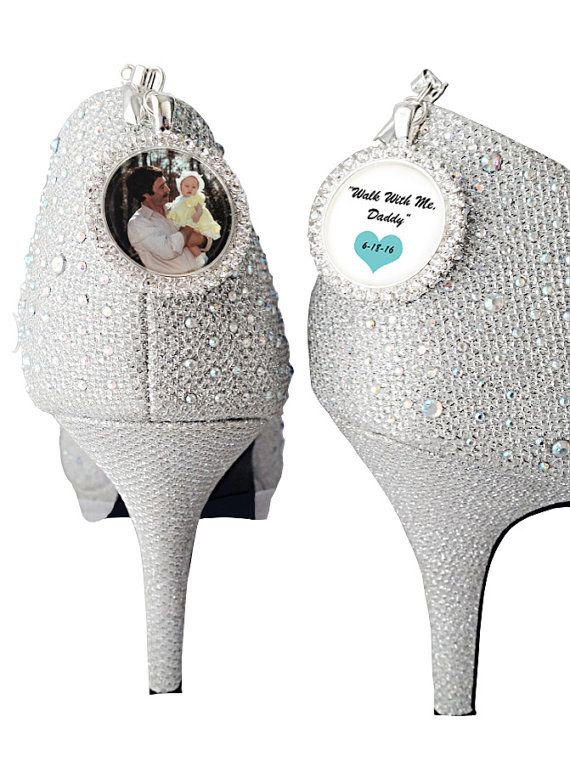 a121e8ea5e9 Wedding Shoe Charms Bridal Shoe clips