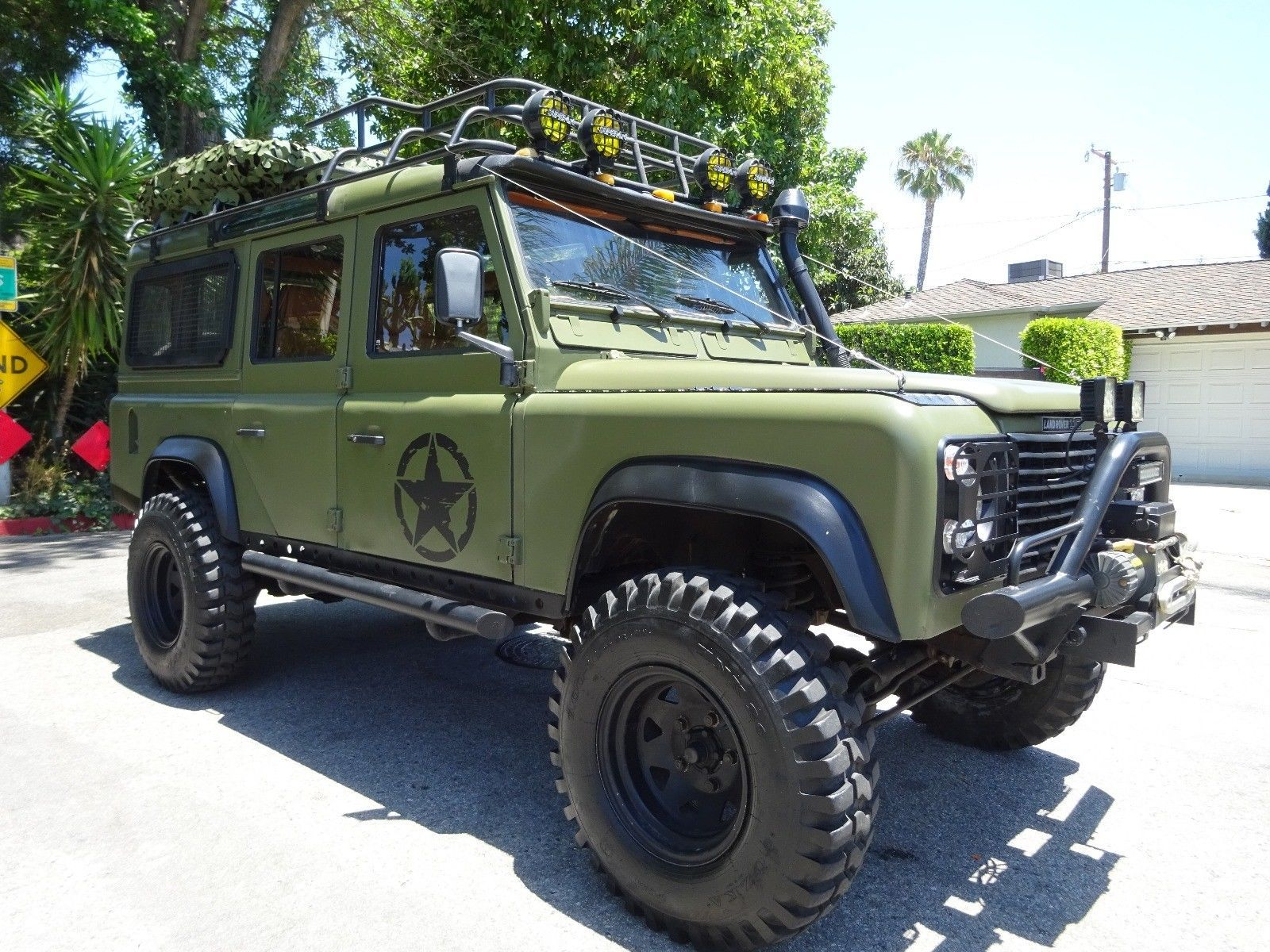 1990 Land Rover Defender 110 Транспорт, Автомобили и