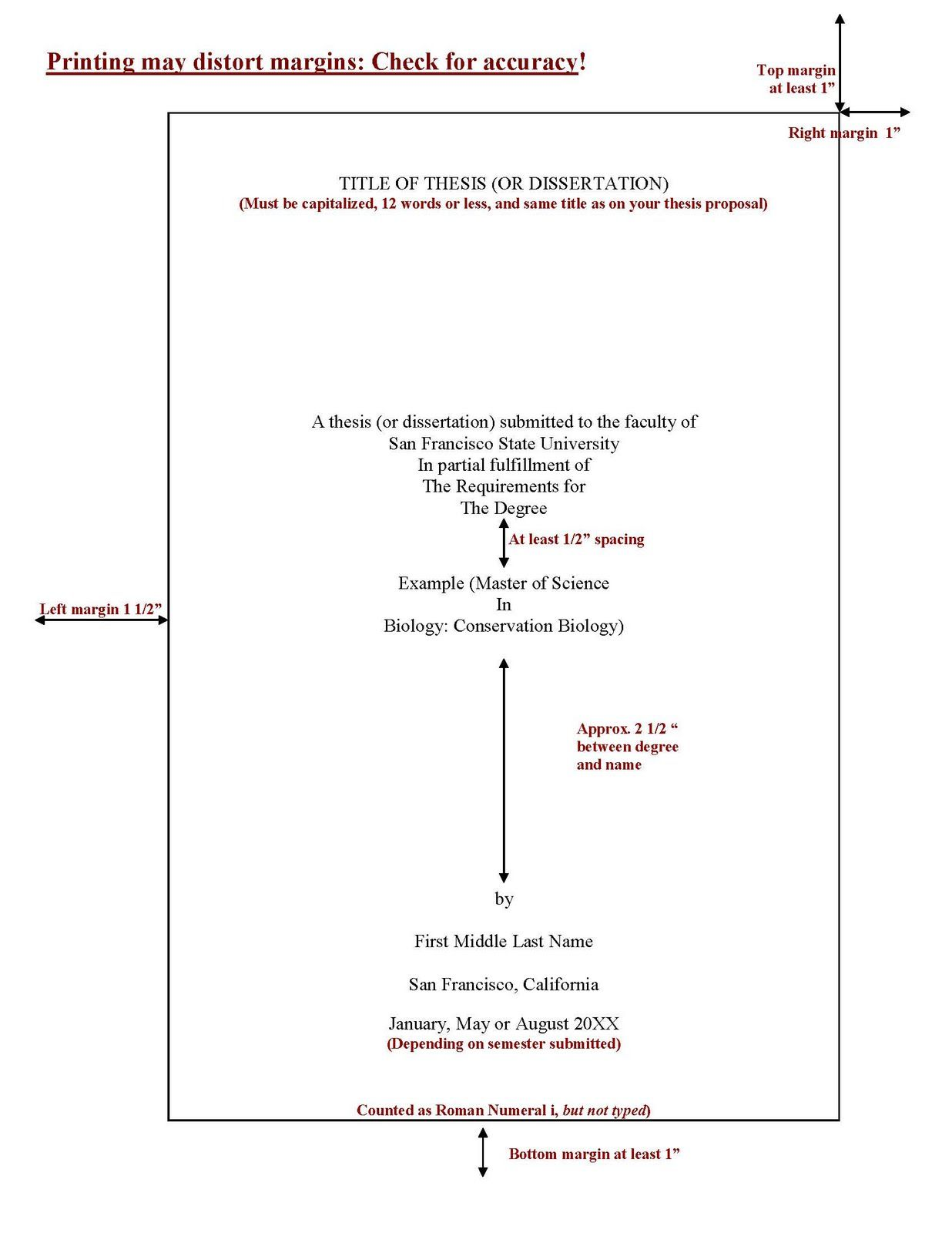 dissertation business administration vs finance major