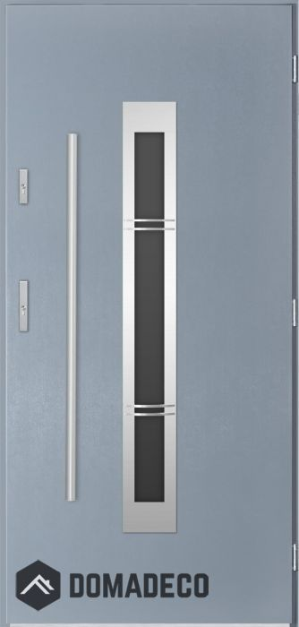Sta Newton 3d Exterior Single Door External Single