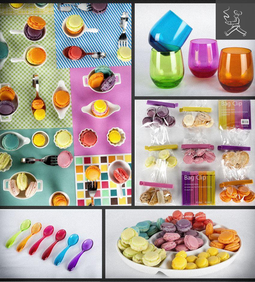Lleva la tendencia de los colores brillantes a tu cocina for Todo para tu cocina