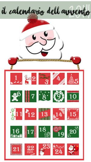 tutorial diy idee natale calendario dell'avvento ME creativeinside