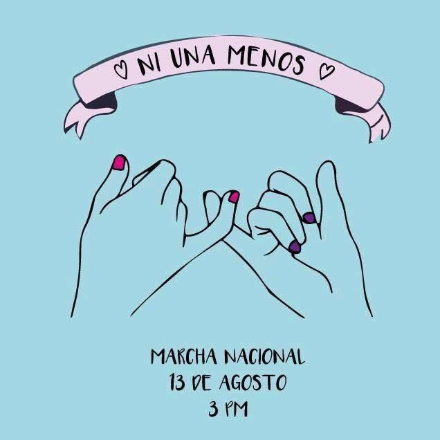 NI UNA MENOS #NiUnaMenos #NiUnaMenosPeru #Noalaviolencia