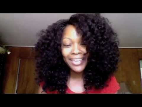 Bohyme Brazilian Wave W Invisible Part Curly Hair Styles