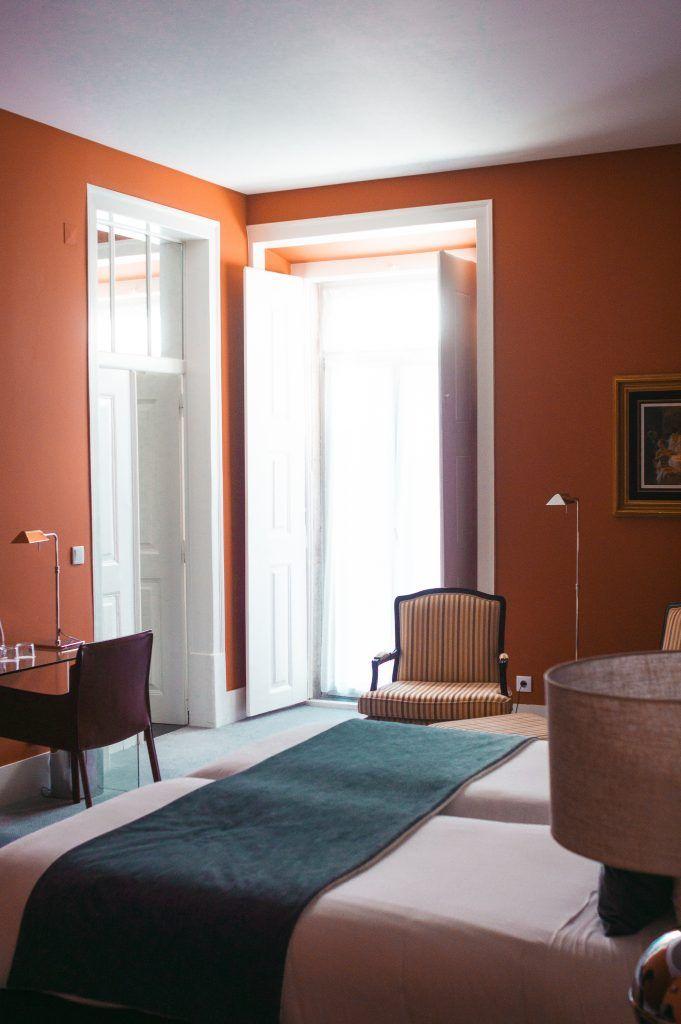 Lissabon und das Schlafen Haus deko, Schlafen, Zimmer
