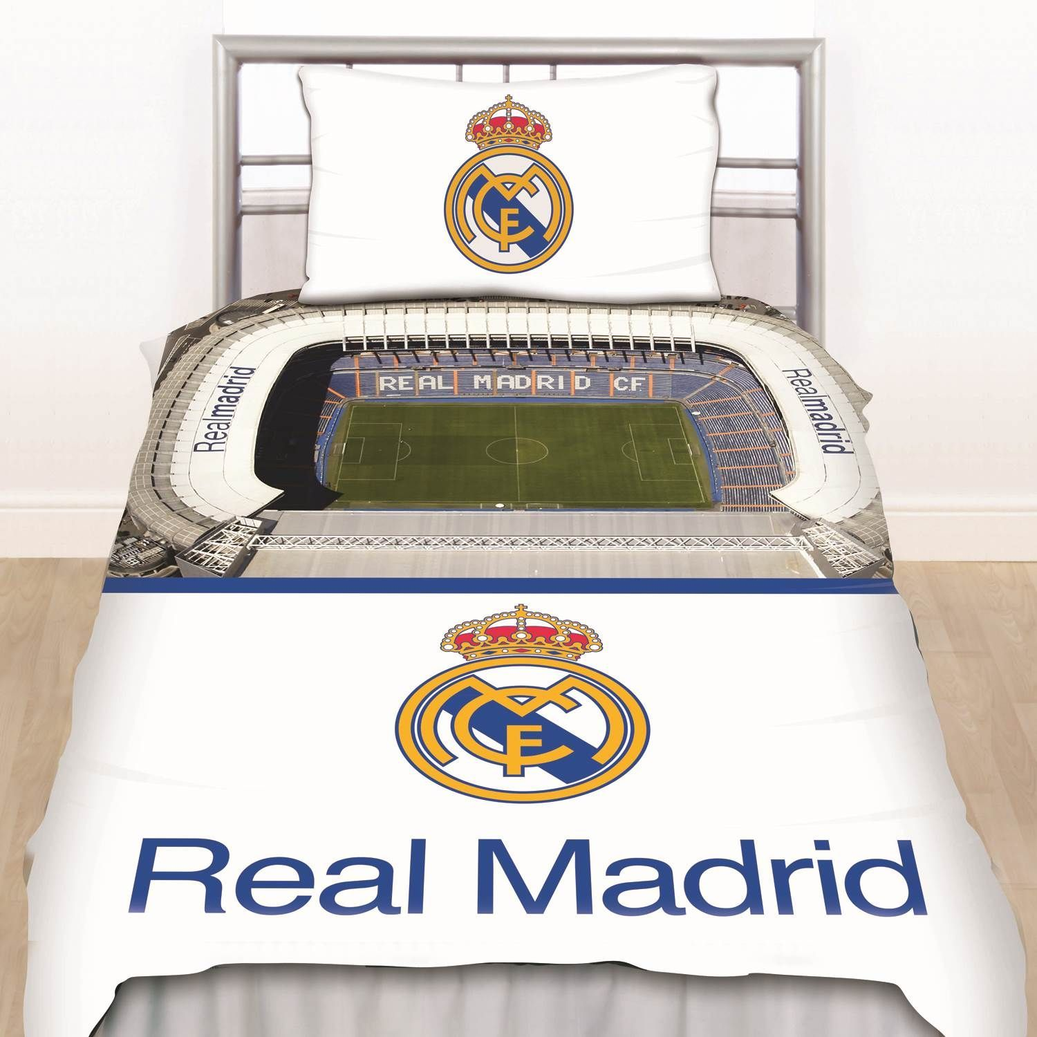 Real Madrid Bettwäsche Produkte Soccer Bedroom Real Madrid Und