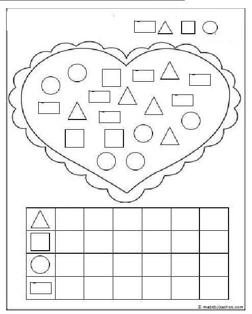 Pin by Nicole Bullis on kindergarten | Pinterest | Hojas, Figuras ...