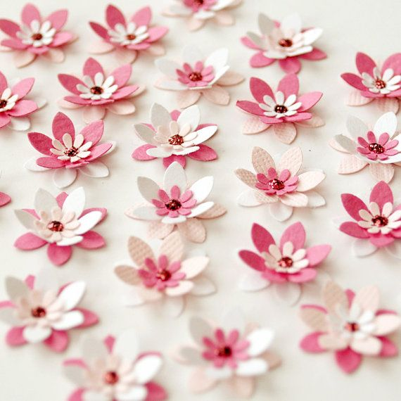 25 handmade paper flowers flowers crafts and handmade paper flowers paper flowers cherry blossoms to glue to branches mightylinksfo