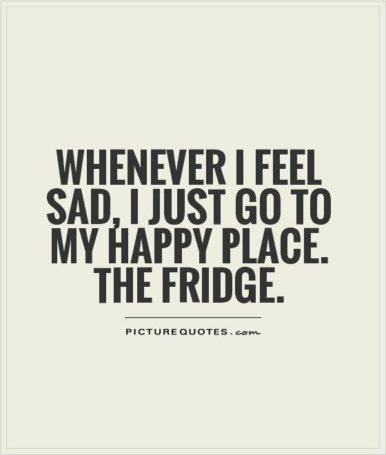 funny quotes about being sad