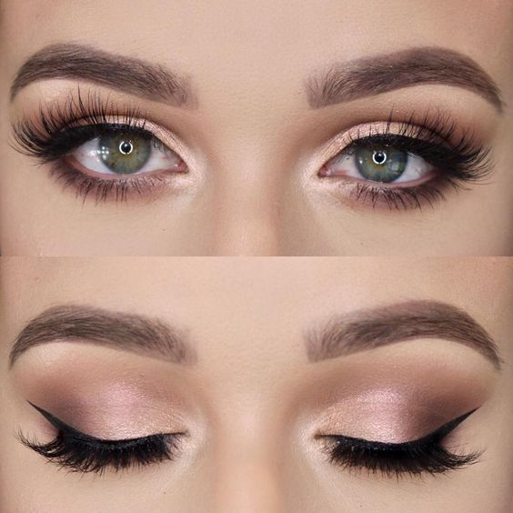 Make-up - Natalie Palermo - #eyes #eyesakeupcatcher #eyesakeup #aug ... - Spitze
