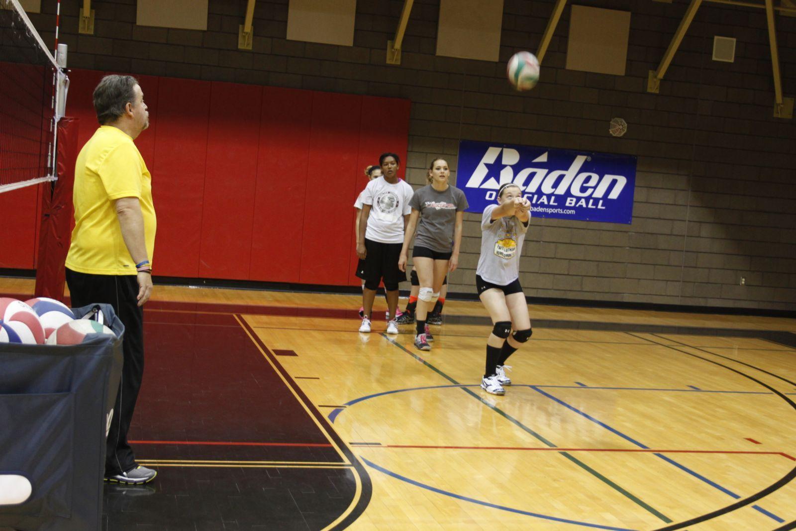Las Vegas Volleyball Classes Clinics For High School Volleyball Players Handball Sport