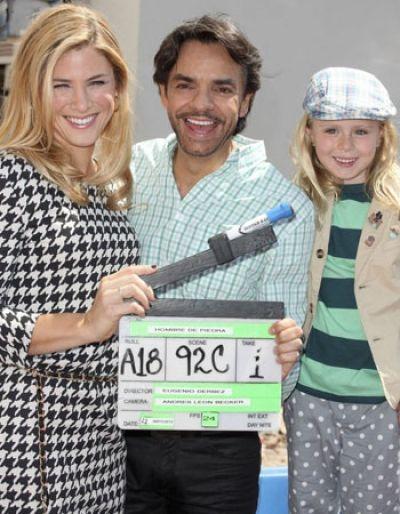 Debuta Eugenio Derbez Como Director Y Prepara Su Boda Derbez