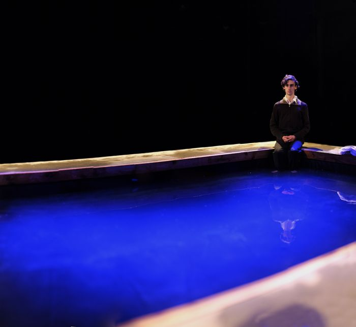 Ovid's Metamorphoses, Photography by David Monteith-Hodge