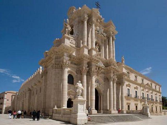 La Cattedrale di Siracusa
