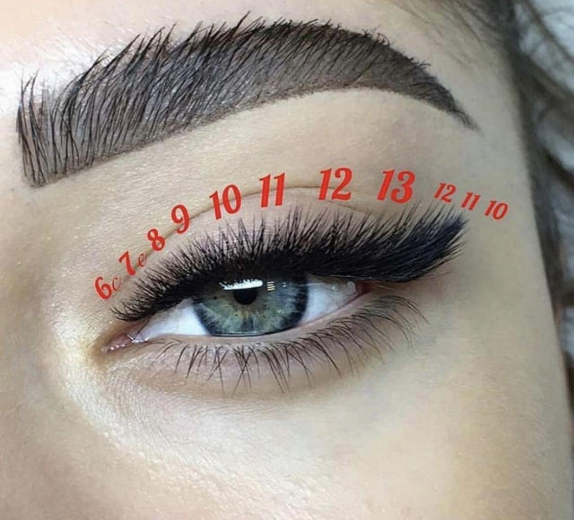 Lash Extension Glue Eyelash Extensions Nearby Good