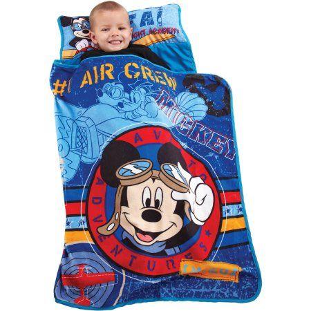 Disney Mickey Mouse Nap Mat - Walmart.com   Zoey\'s Wish-List   Pinterest