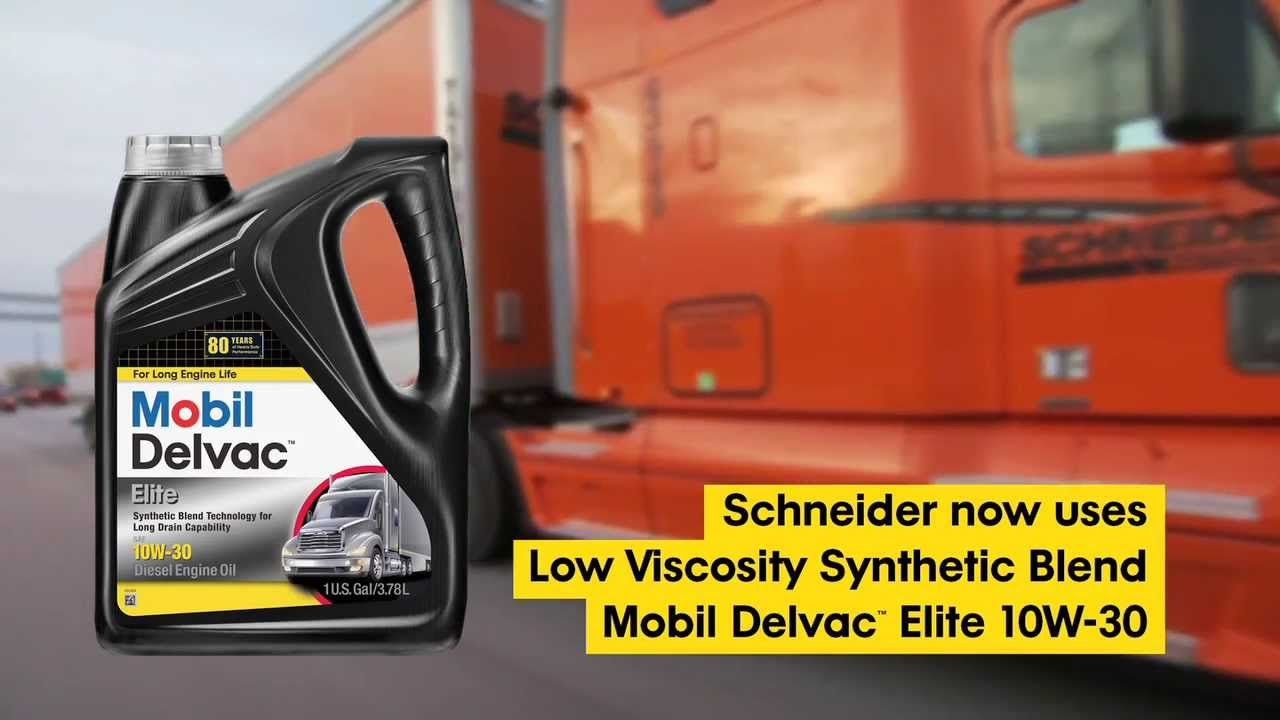 Did you know the trucks we sell use Mobile Delvac Elite 10W-30 engine oil? Watch this video to find out everything that went into this important decision.