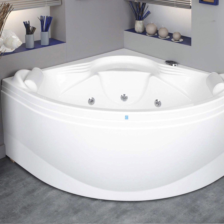 Baignoire D Angle 120x120 Pas Cher Vous Voudrez Voler Free Standing Bath Tub Bathtub Corner Bathtub